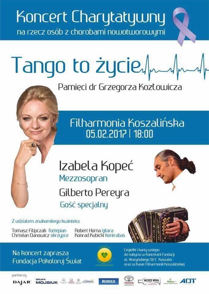 """""""Tango to życie"""""""