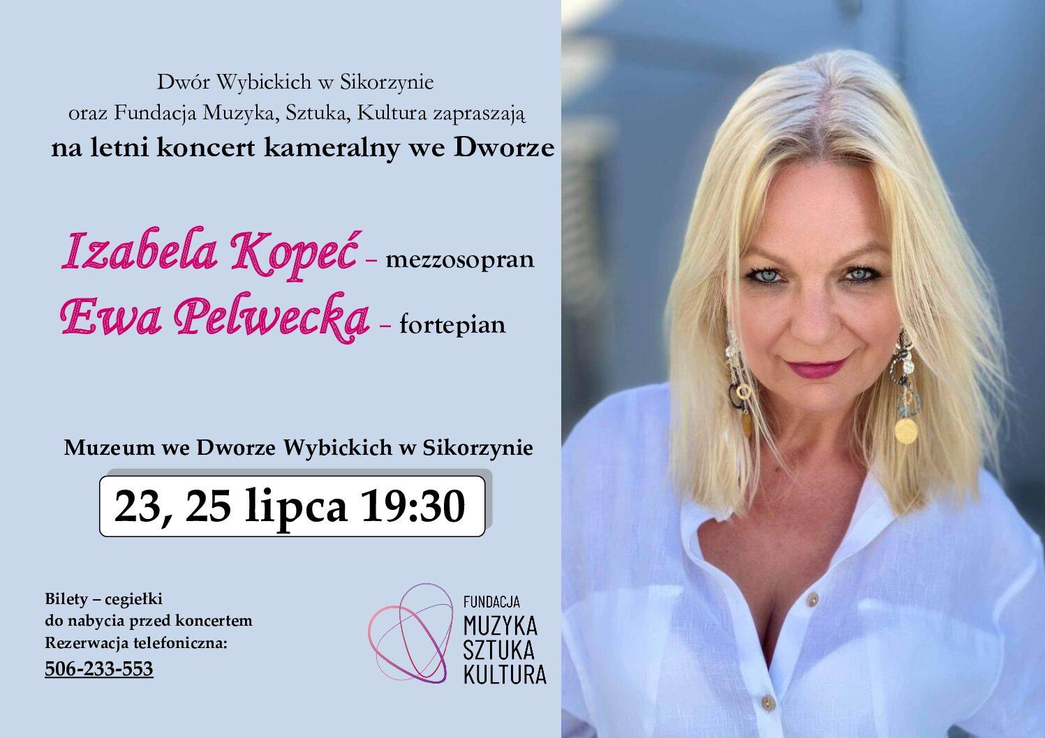Letni koncert we Dworze Wybickich – cz. 2