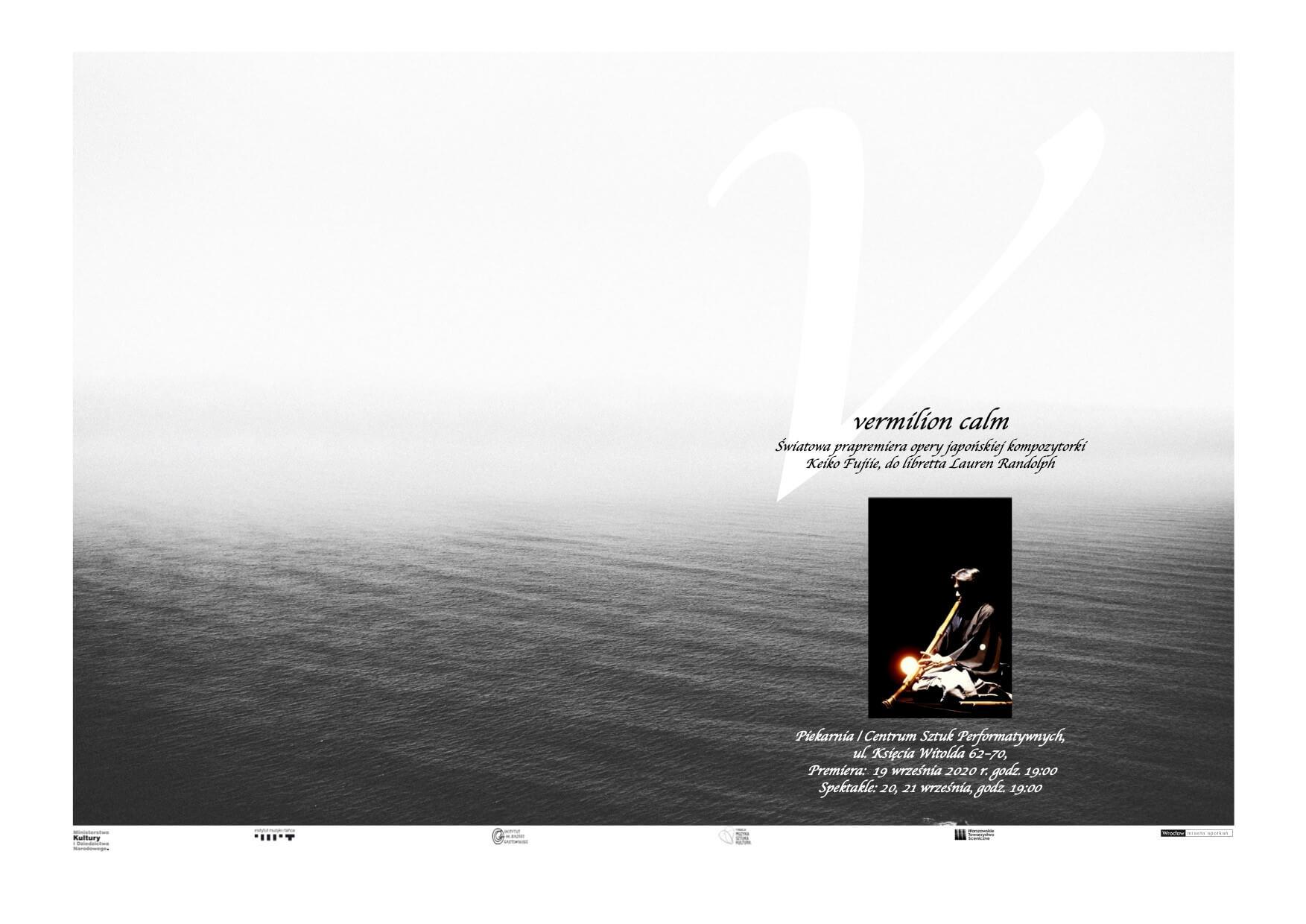 Vermilion Calm – Opera japońskiej kompozytorki Keiko Fujiie
