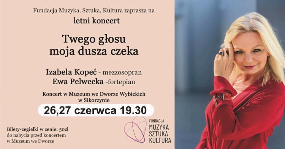 """Koncert """"Twego Głosu Moja Dusza Czeka"""" – Sikorzyno – cz. 1"""