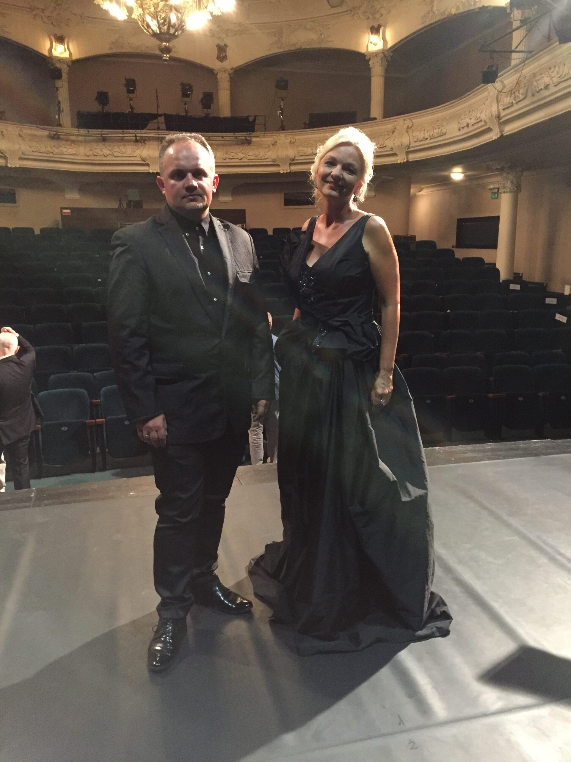 Koncert Kameralny pieśni A. Piazzolli w Teatrze Nowym – Zabrze